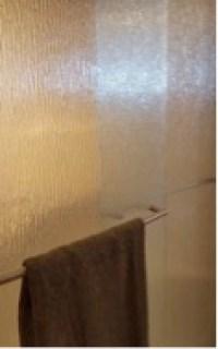 Shower Door Obscure