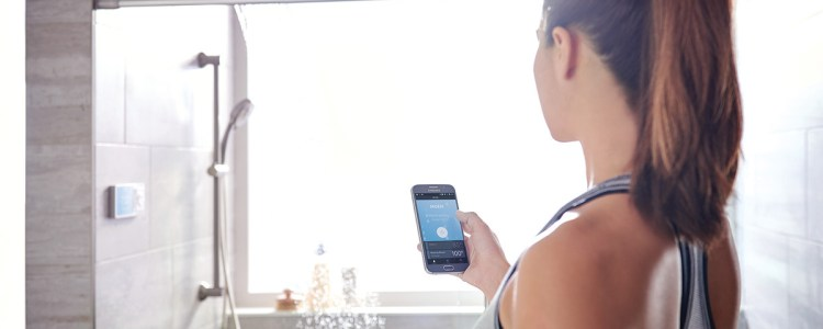 Bring Technology Into the Bathroom with a Smart Shower!