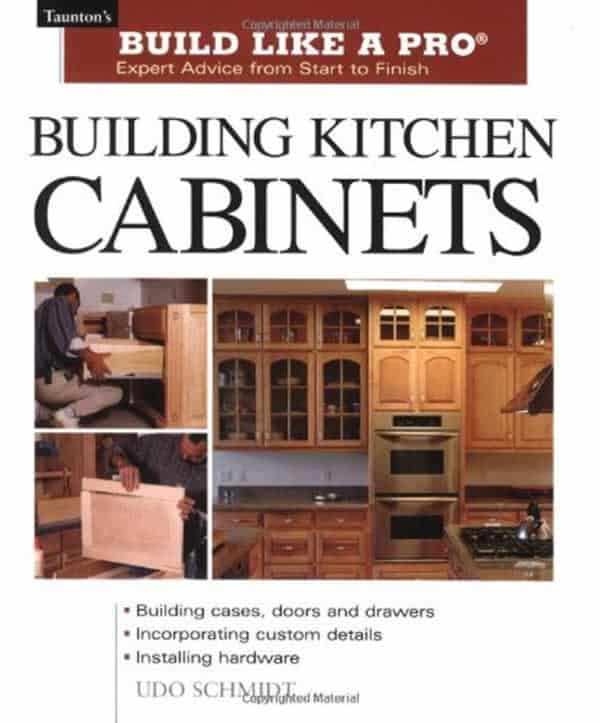Building Kitchen Cabinets Handyman Tips