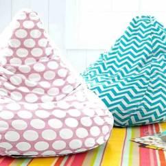 How To Sew Bean Bag Chair Oak Rocking Chairs Make A Beanbag Handyman Tips