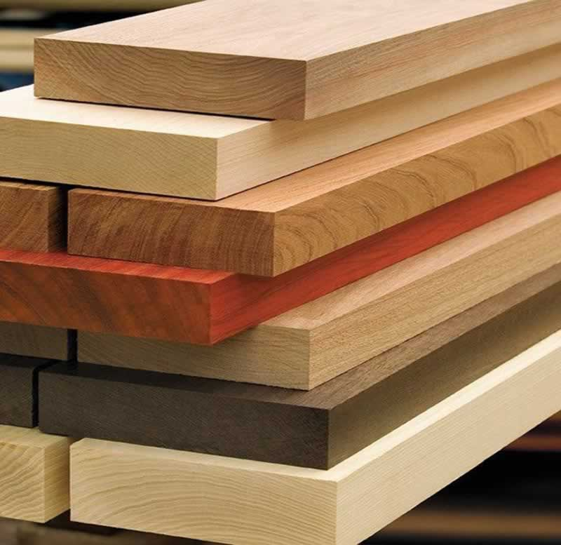 Different Types of Wood and Their Uses - hardwood