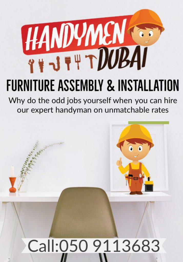 Handyman Services in Springs Dubai