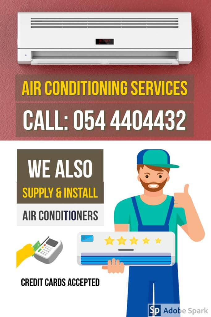 AC Supplier in Dubai