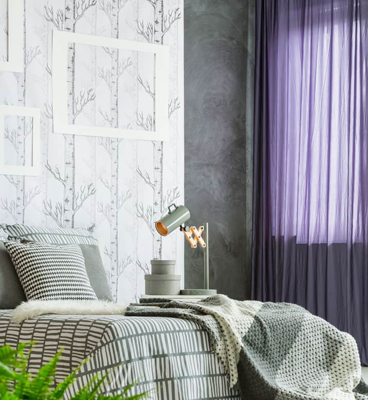drapes installation