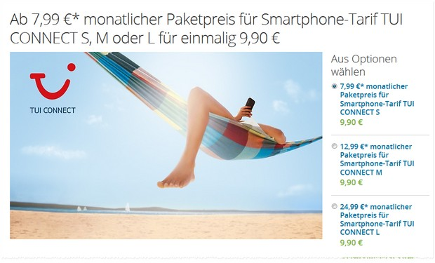 TUI Connect Groupon-Angebote
