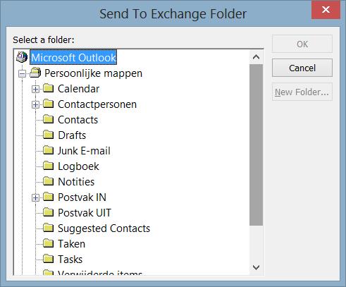 Vanuit Excel mailen 6