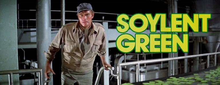 Bilimkurgu / Soylent Green / 1973 / Richard Flesicher