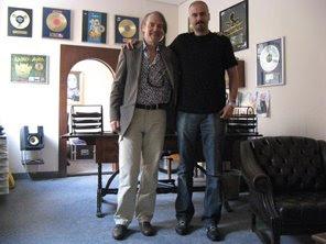 Frank Bornemann ve Mert Göçay