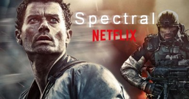 Spectral / Netflix Originals
