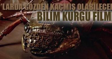 90'larda Gözden Kaçmış Olabilecek Bilim Kurgu Filmleri