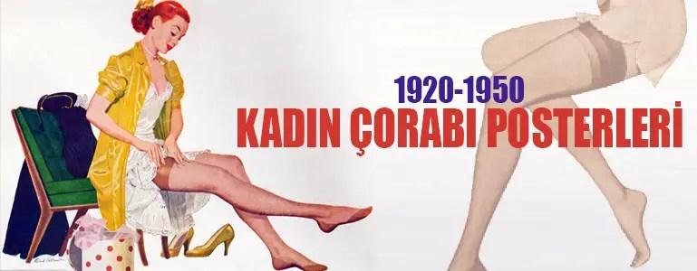 Kadın Çorabı Posterleri