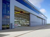 Hangar Doors   Reid Steel