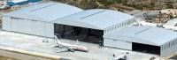 Hangar Door Types & Building Photos