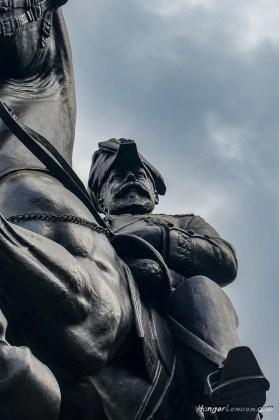 As a reminder, King Edward VII Statue