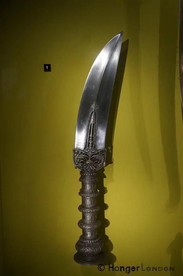 Spearhead Dagger