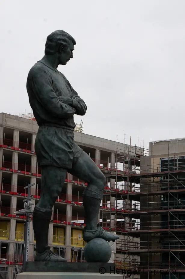 Bobby Moore Statue Wembley Stadium