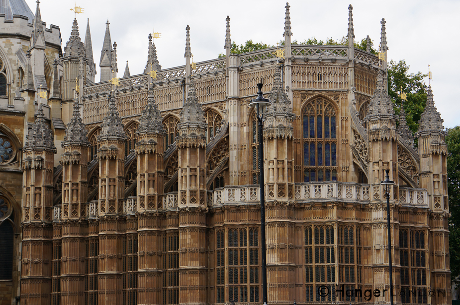 Henry VII chapel / lady chapel, East end of Westminster Abbey
