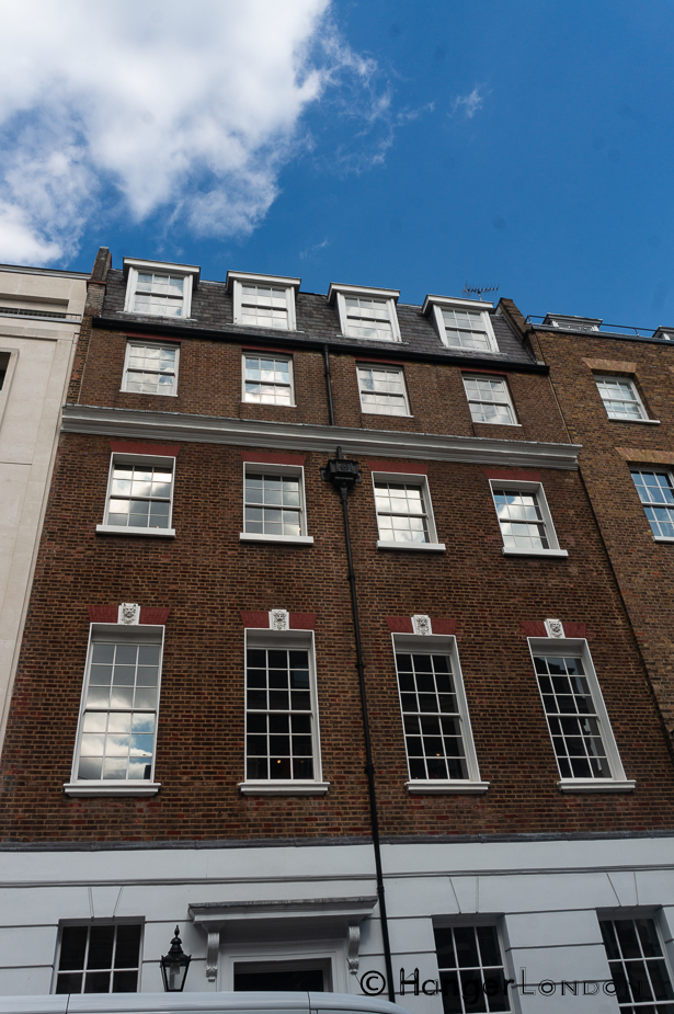 Beatle Fans, visitin London may like to know The Building where Apple Records stood 3 Saville Row W1S 3PB