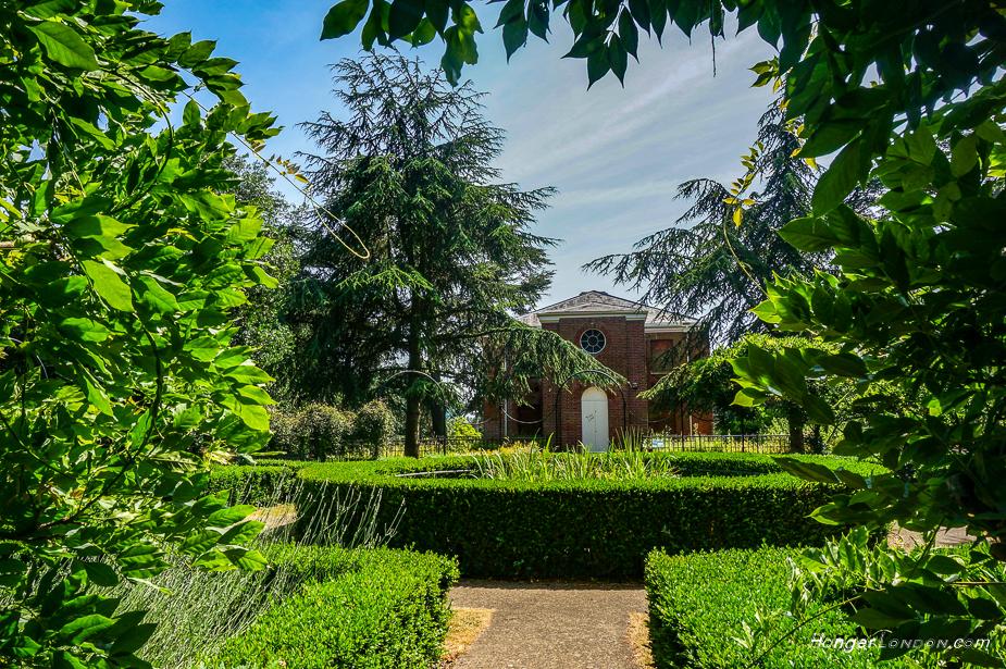 Gardens Gunnersbury Park Italian Garden