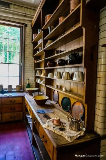 The Kitchen Area Gunnersbury House Gunnersbury Park