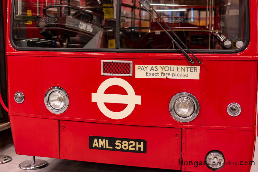 Double Decker London Transport Museum
