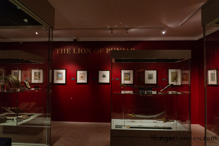 Empire of the Sikhs Exhibition, Brunei Gallery