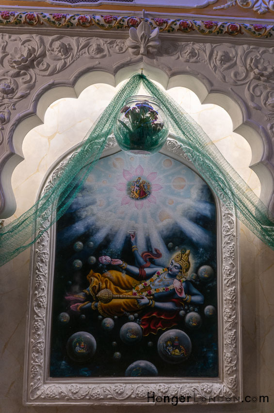 ISKCON London and the origin of Krishna 1