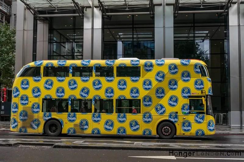 Chiquita Bananas Design Bus