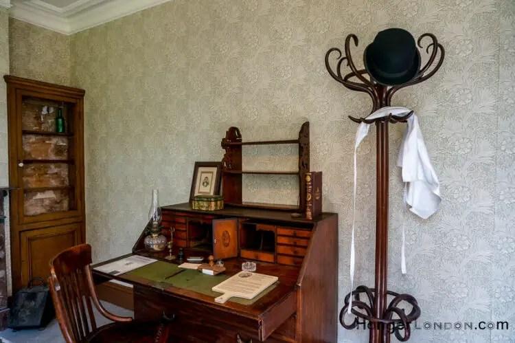 Chefs Office Gunnersbury house Museum Gunnersbury Park