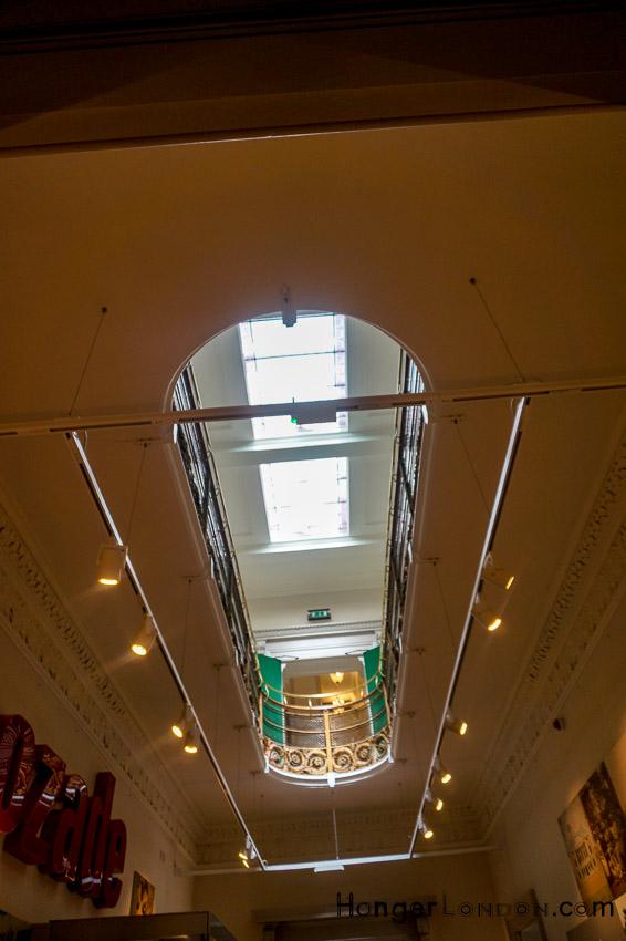 Skylight Gunnersbury park house museum