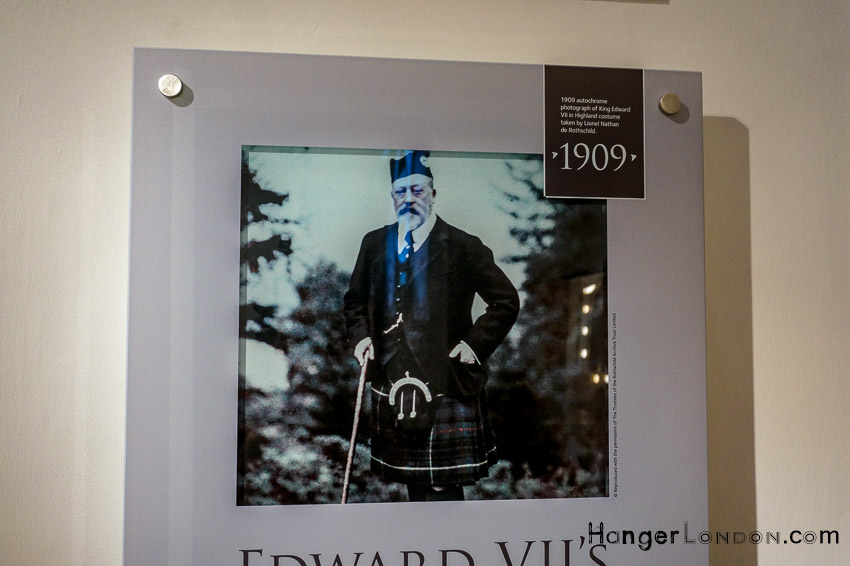See this Photo of King Edward VII in the Gunnersbury Park Museum