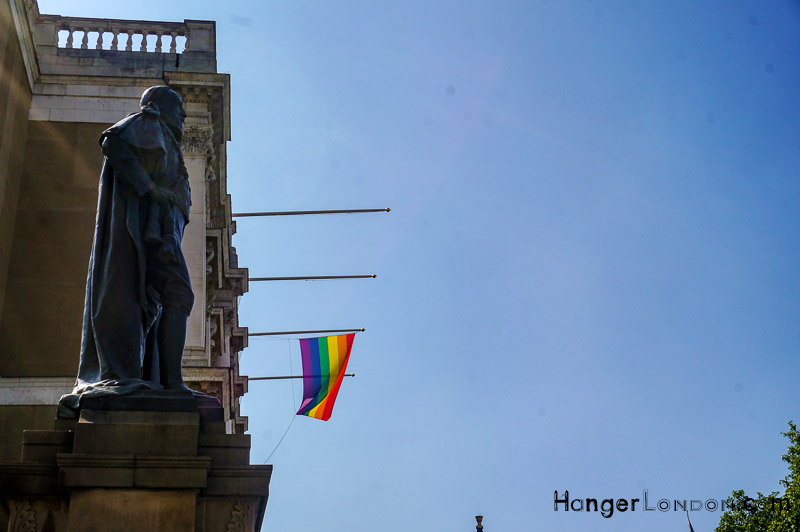 Pride Flag London 2018