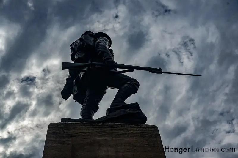 Holborn Royal Fusiliers Memorial