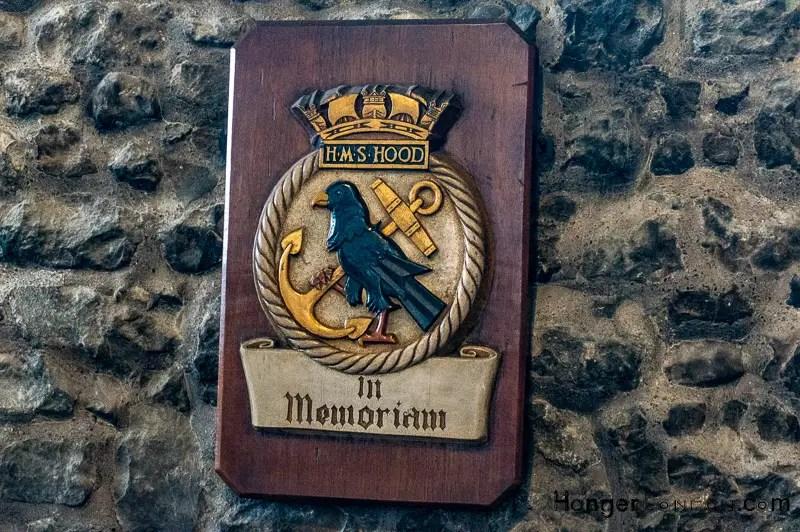 HMS Hood remembrance