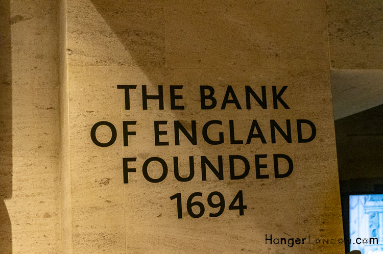 Bank of England Early Years