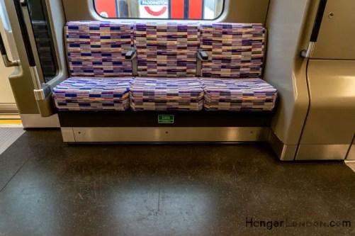 Seating Elizabethan line