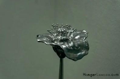 Open petals in Life Blossoms Again Canada Place Mall -1 Art item 4