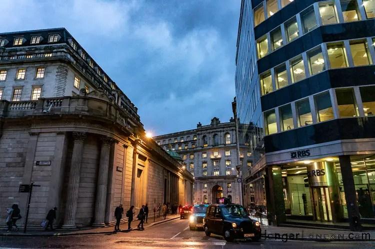 Bank of England Museum Bartholemew Lane
