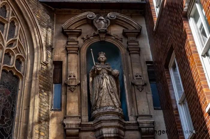 Queen Elizabeth 1st
