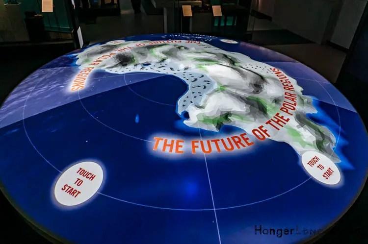 Greenwich Maritime Museum Polar Worlds