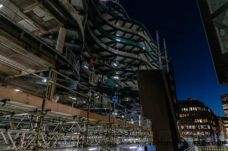 100 Liverpool Street Broadgate Mega Complex 6