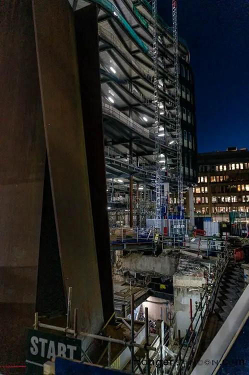 100 Liverpool Street Broadgate Mega Complex 2