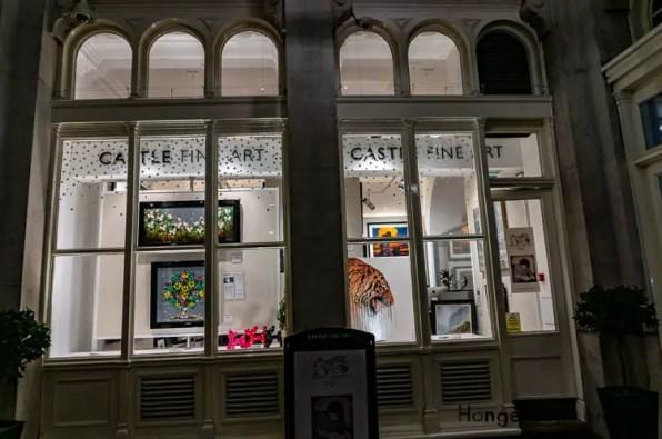 Castle Art Royal Exchange Boutiques