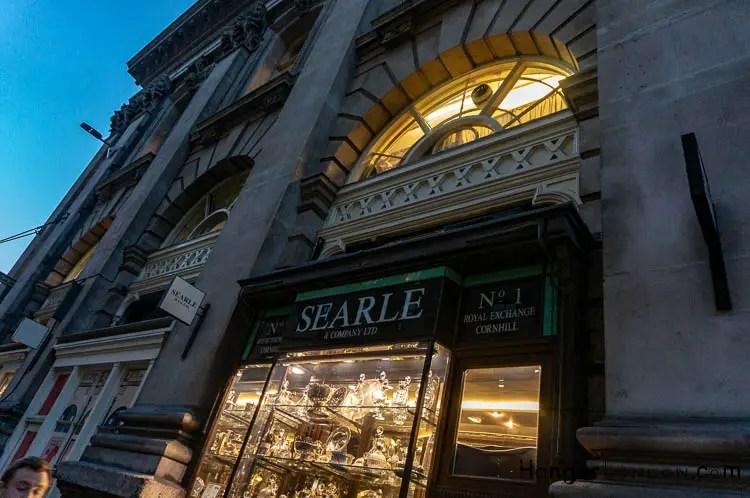 Searle Royal Exchange Boutiques