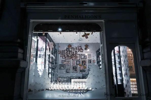 Penhaligons Royal Exchange Boutiques