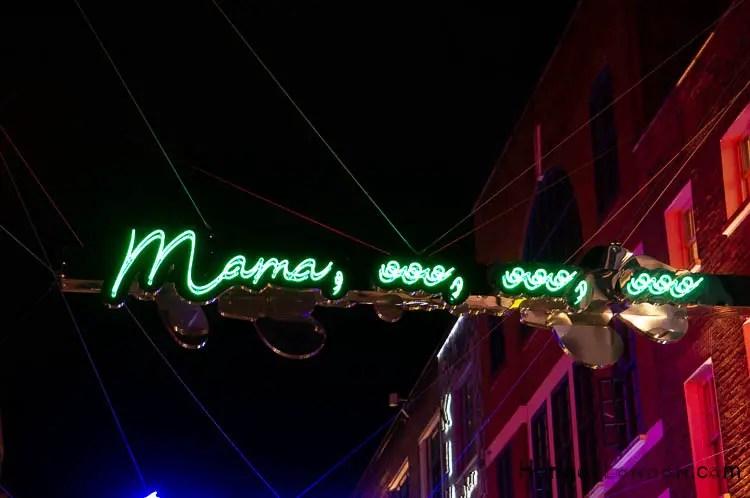 Mama ooo, ooo