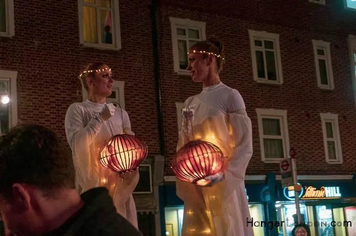 Lantern Ladies