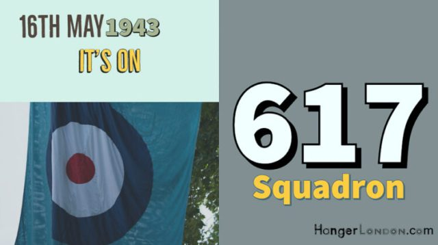 617 sqaudron dambusters