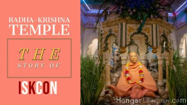 The story of the KRESHNA movement at ISKON