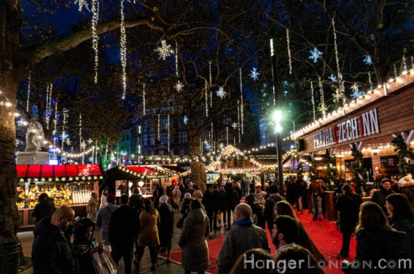 Christmas Markets in London on the HangherLondon Blog